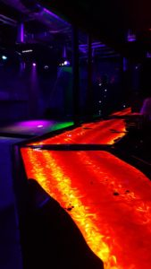 Batcave moving glow bar - only glow bar in kansas city