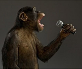 Rhythm & Booze bar shawnee kansas monkey singing karaoke