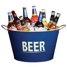 RHythm & Booze Downtown Bucket of Beers 11-1