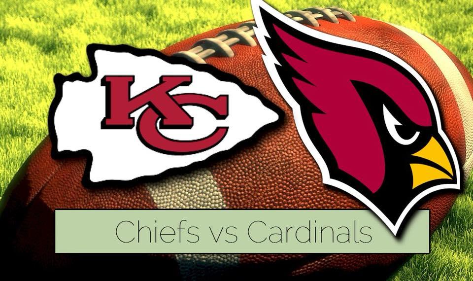 RhythmBooze-Chiefs v Cardinals 11-11-18