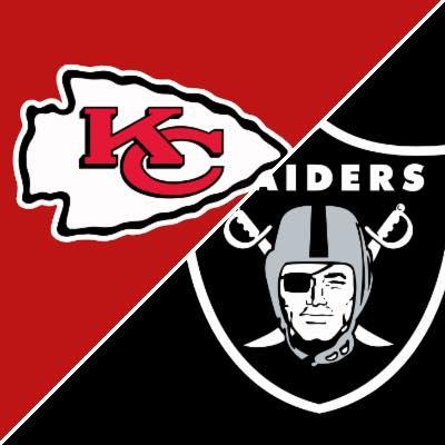 RhythmBooze-Chiefs v Raiders 12-2-18