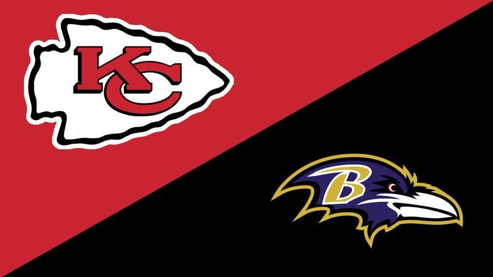 RhythmBooze-Chiefs v Ravens 12-9-18