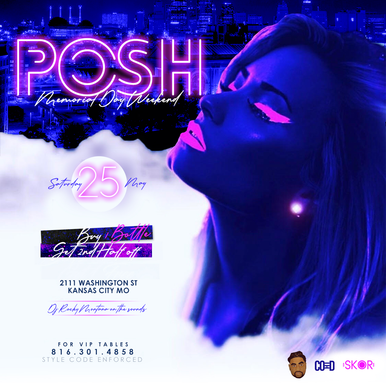 Rhythm-Booze-Club-Posh-5-25-Memorial Weekend djrocky