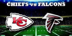 Rhythm and Booze NFL Sunday Ticket Chief vs Atlanta Falcons 12-27-20