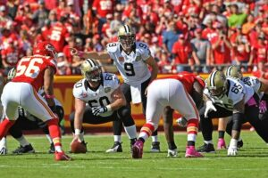 Rhythm and Booze NFL Sunday Ticket Chiefs at New Orleans Saints 12-20-20