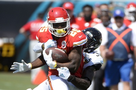 Rhythm and Booze NFL Sunday Ticket Chiefs at Tampa Bay 11-29-20