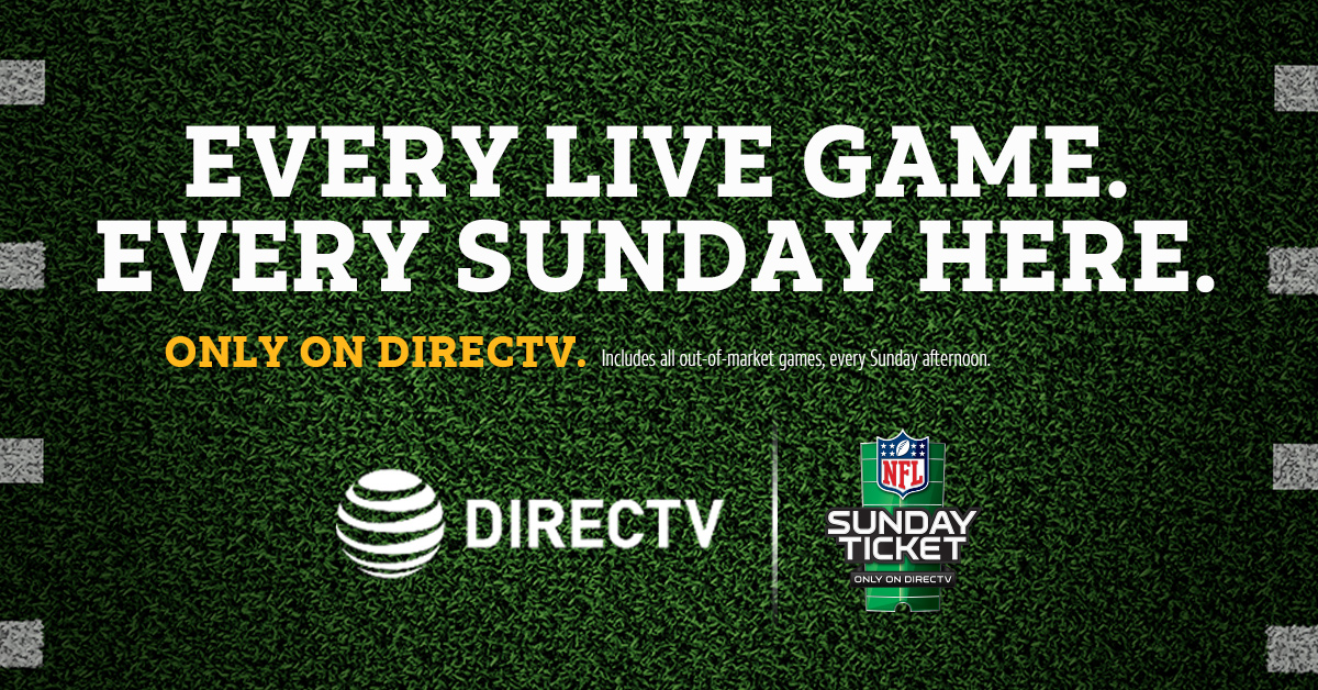 Rhythm and Booze NFL Sunday Ticket